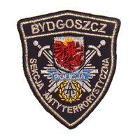 Полиция, антитеррористический отдел г. Быдгощ