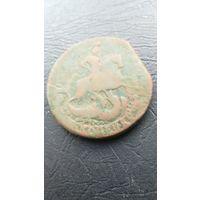 2 копейки 1758 года с рубля!