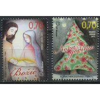 Босния Мостар 2011 Рождество **