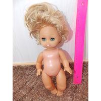Кукла ГДР с длинным хвостиком)