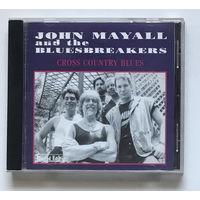 Audio CD, JOHN MAYALL & THE BLUESBREAKERS – CROSS COUNTRY BLUES – 1994