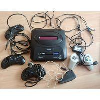 Sega Mega Drave 2, 16 бит, игровая приставка Сега, оригинал, Япония, как есть!