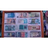 Картина из сувенирных денег (копия). No5 распродажа