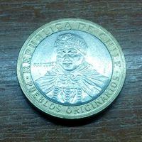 Чили 100 песо 2006 (2)