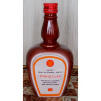 Керамическая бутылка. 02.