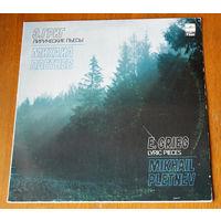E. Grieg - Lyric Pieces / M. Pletnev (Vinyl - 1990)