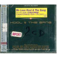 2CD Kool & The Gang - The Hits: Reloaded (21 Apr 2004) Funk, Soul, Pop, Disco