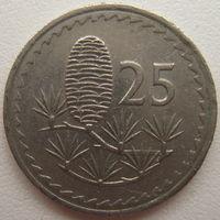Кипр 25 милей 1980 г.