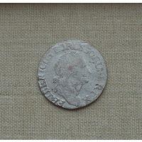 Пруссия, 3 гроша 1782 г., Фридрих II (1740-1786), серебро