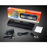 Зарядное устройство EverActive NC-1600 - на 16 АКБ