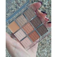 Dior Backstage Eye Palette 001 Warm Neutrals
