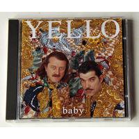 """Yello """"Baby"""" (Audio CD - 1991)"""