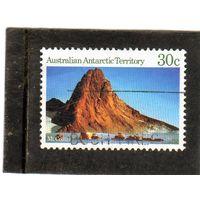 Австралийская антарктическая территория. Mi:AQ 66. Гора Коутс. 1984.
