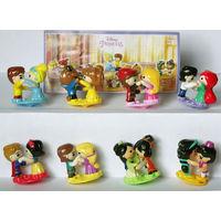 Продам серию игрушек Принцессы