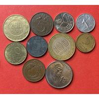 10 монет из 10 стран - 11