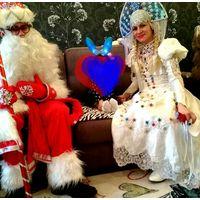 Дед Мороз и Снегурочка Светлогорск на дом