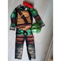 Карнавальный костюм Черепашка-ниндзя, новый, с этикеткой
