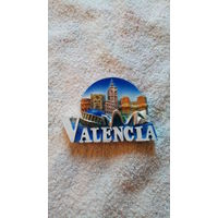 Магнит на холодильник (Валенсия) 2. керамика. распродажа