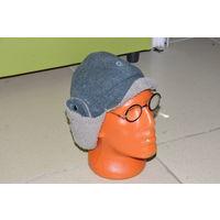 Непревзойдённое  швейцарское  качество-лёгкая и тёплая осенне-зимняя военная  универсальная  шапка. р 58-59.