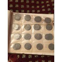 Коллекция монет, продажа по отдельности
