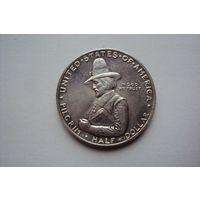50 центов США 1920 года.