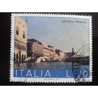 Италия 1973 Спасите Венецию, акция