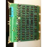 Плата контроллера КНГМД от ДВК-3.