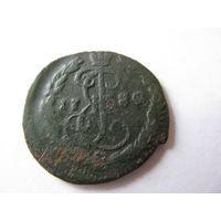 Деньга 1770 года