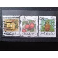 Малайзия 1986 Стандарт, фрукты