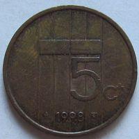 Нидерланды, 5 центов 1998 г