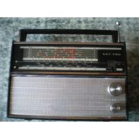 Радиоприёмник ВЭФ-206, рабочий.