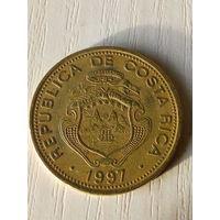 Коста- Рика 100 колон 1997г.