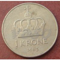 6150:  1 крона 1983 Норвегия