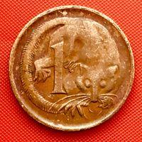 08-20 Австралия, 1 цент 1970 г.
