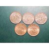 Швеция 50 эре цена за монету (список)