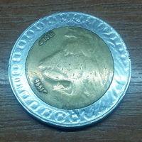 Алжир 20 динаров 1996