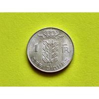 Бельгия. 1 франк 1977 (Belgique).