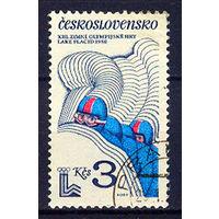 1980 Чехословакия. Зимние ОИ в Лейк-Плэсиде