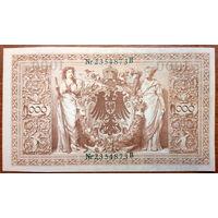 Германия, 1000 марок 1910 год, Р45.