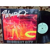 Виниловая пластинка ABRAXAS. Midnight city.