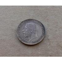 Великобритания, фартинг (1/4 пенни) 1928 г., Георг V (1910-1936)