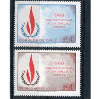 Чили. Международный год прав человека