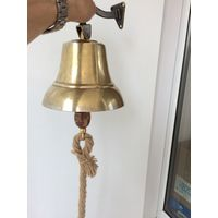 Рында, корабельный колокол Латунь/бронза