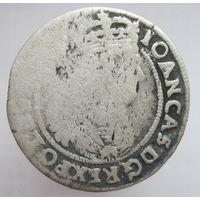Шестигрошовик 1666 г., шестак, шесть грошей.
