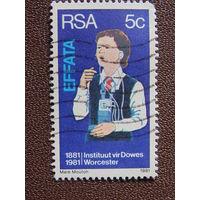 ЮАР 1981г.