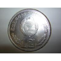1 Вона 2002 (Северная Корея)