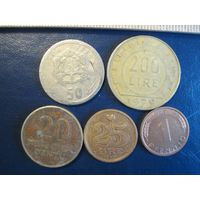 Пять монет/529 с рубля!