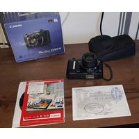 Фотоаппарат Canon PowerShot SX160 IS +16GB +Коробка