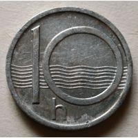 10 геллеров 1993 Чехия