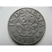 Индонезия 25 сен 1952 г.
